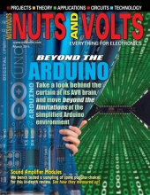 Nuts and Volts - March 2015