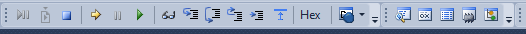 Debugging Toolbar