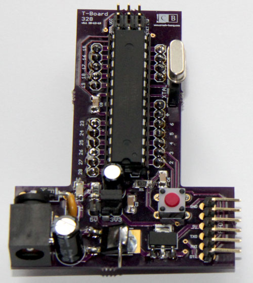 T-Board Breakout: A lesson in prototyping